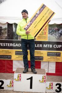Vinder af gavekortet - Keld Bøgh Rasmussen